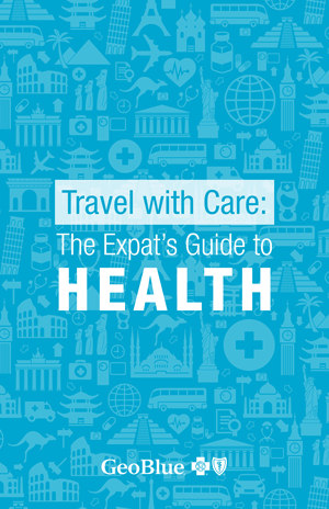 GeoBlue Travel Heatlh eBook - Top 10 Tips for Healthy Expat Living